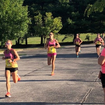 Global Champ Cassidy leading Lori, Kelby, & Heather to tight 1-4 finishes.