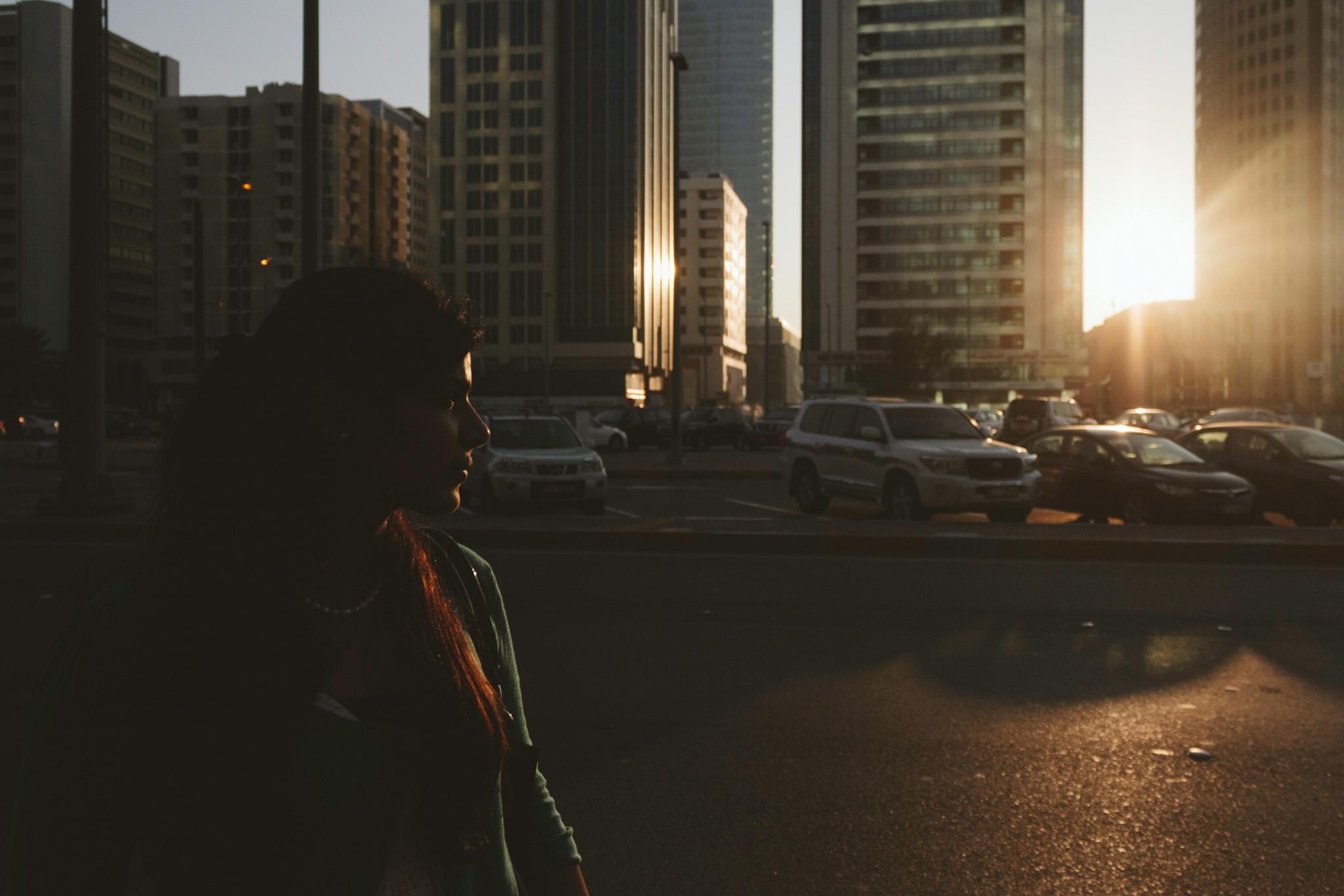 Abu Dhabi, UAE.