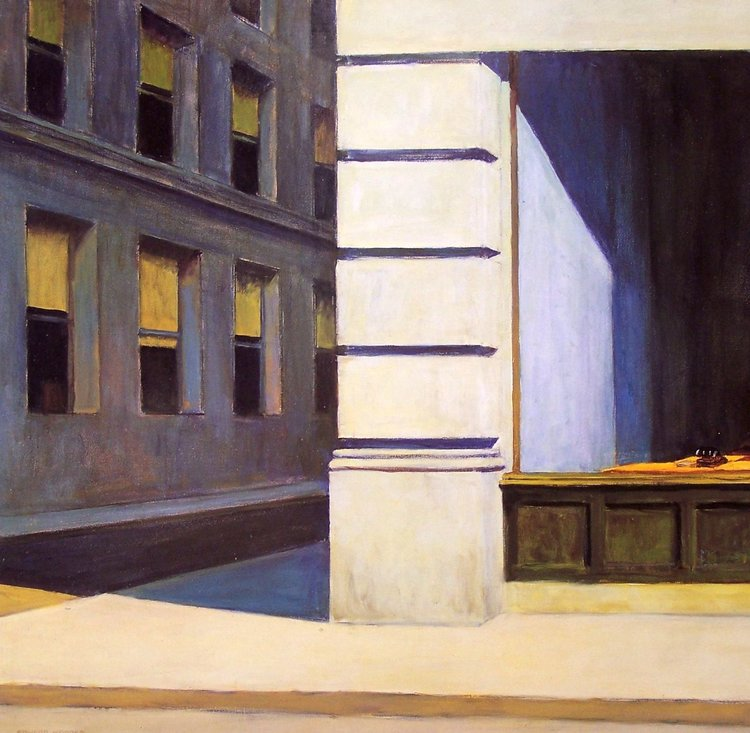 Edward Hopper Delphine Queme