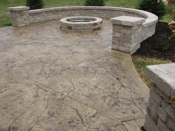 Affordable Concrete Patios Valley Patios Custom Aluminum Patio