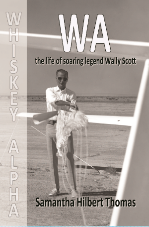 Published author of biography 'Whiskey Alpha: The Life of Soaring Legend Wally Scott' a world record setting glider pilot from Odessa, Texas.     How far can one fly without an engine? Wallace Scott pushed that limit during his 36 years of soaring, setting four world records, winning the Lewin A. Barringer trophy for longest free distance soaring flight 20 times, by winning two Smirnoff Derby's, and with his legendary 1970 dual 716.95 mile world record flight with Ben Greene. Using parts of Wally Scott's personal journals and his many Soaring magazine articles, WA (Whiskey Alpha) is the story of 'a John Wayne type of a guy' who pushed himself with every flight. Wally Scott was one of the band of pilots that made Odessa, TX into a famous soaring site and he will always be remembered as the pioneer of free distance soaring - and as Boots' husband.                         Available on Amazon.com:    http://www.amazon.com/gp/product/0983130604/