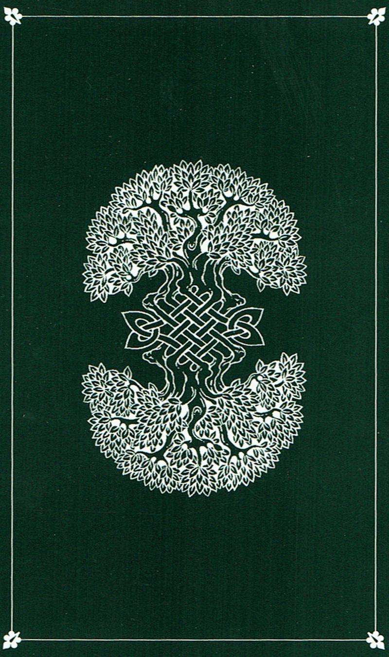 Card Back - Wildwood Tarot