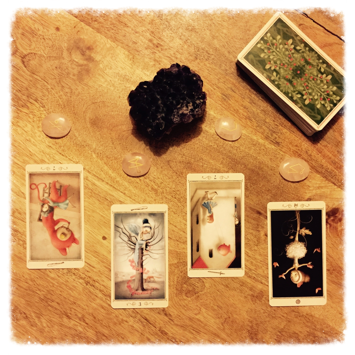 Weekly Reading 19 January - Nicoletta Ceccoli Tarot.jpg