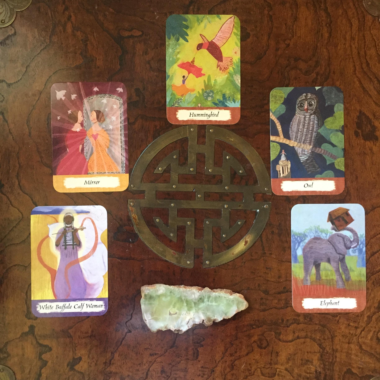 May Soul Journey Reading: Joy