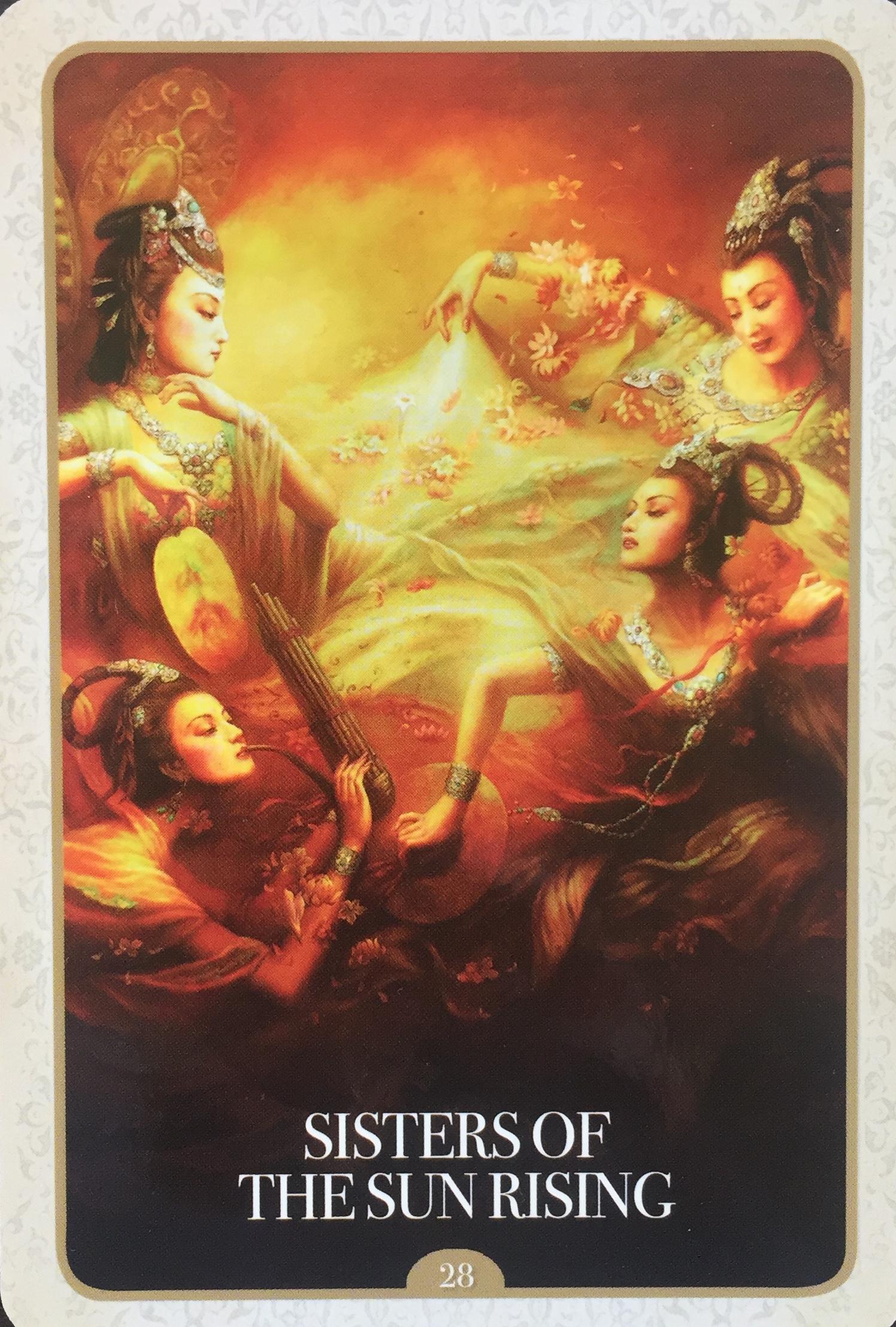 Kuan Yin Oracle by Alana Fairchild & Zeng Hao