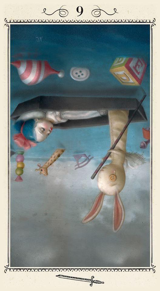 Ceccoli Tarot by Nicoletta Ceccoli