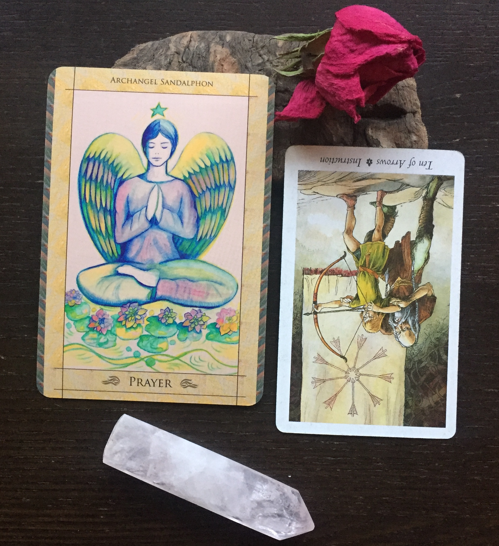 Wildwood Tarot & Ask an Angel Oracle