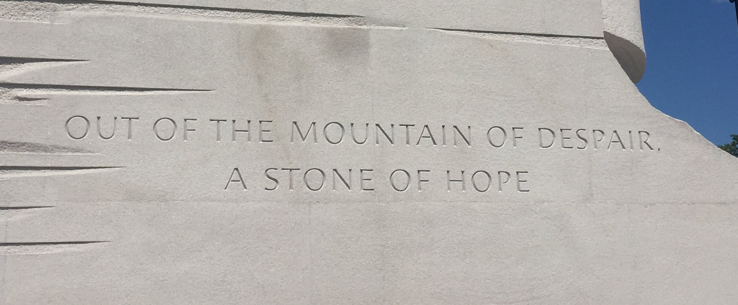 Dr. Martin Luther King, Jr. Memorial, Washington, D.C.