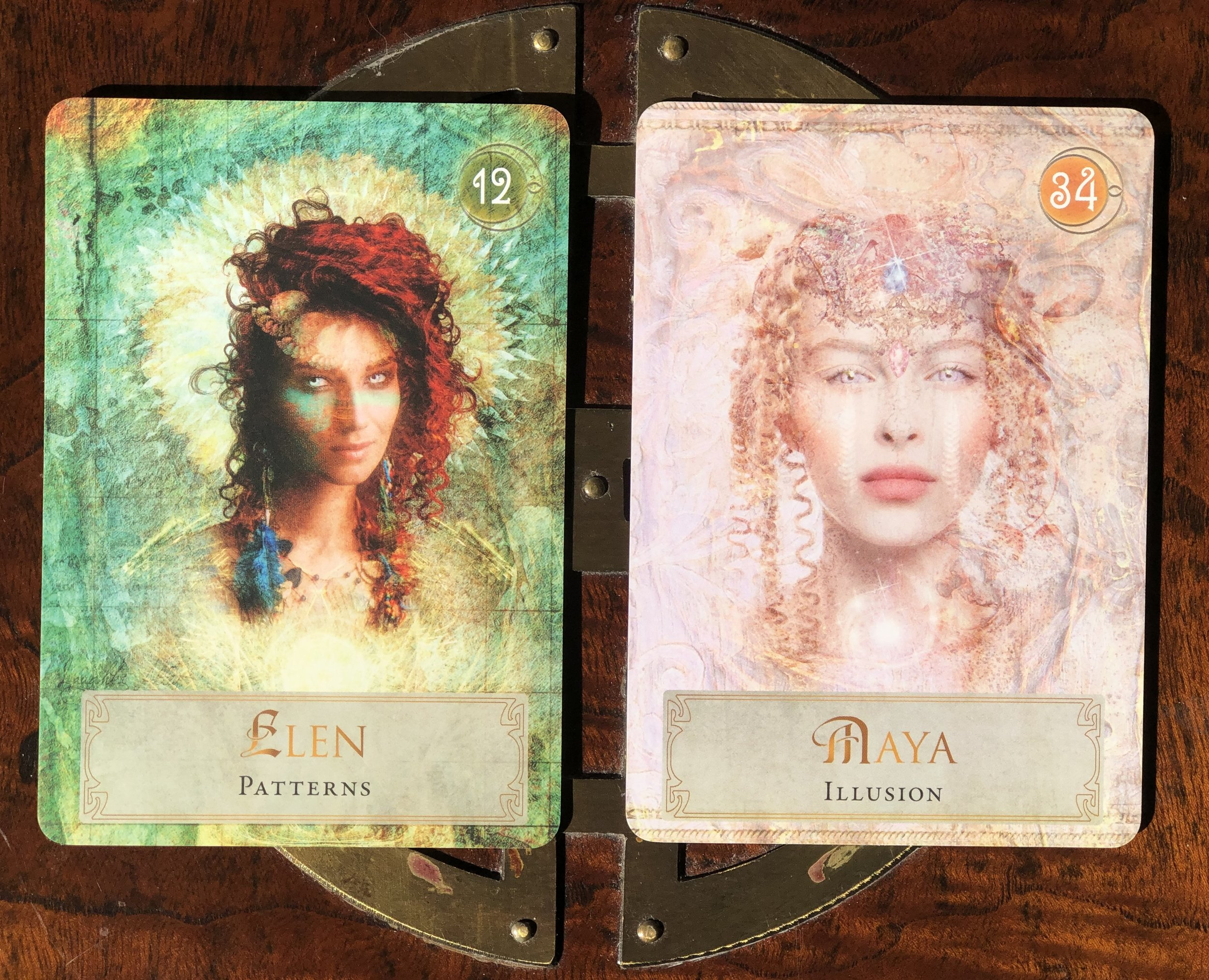 The Goddess Power Oracle
