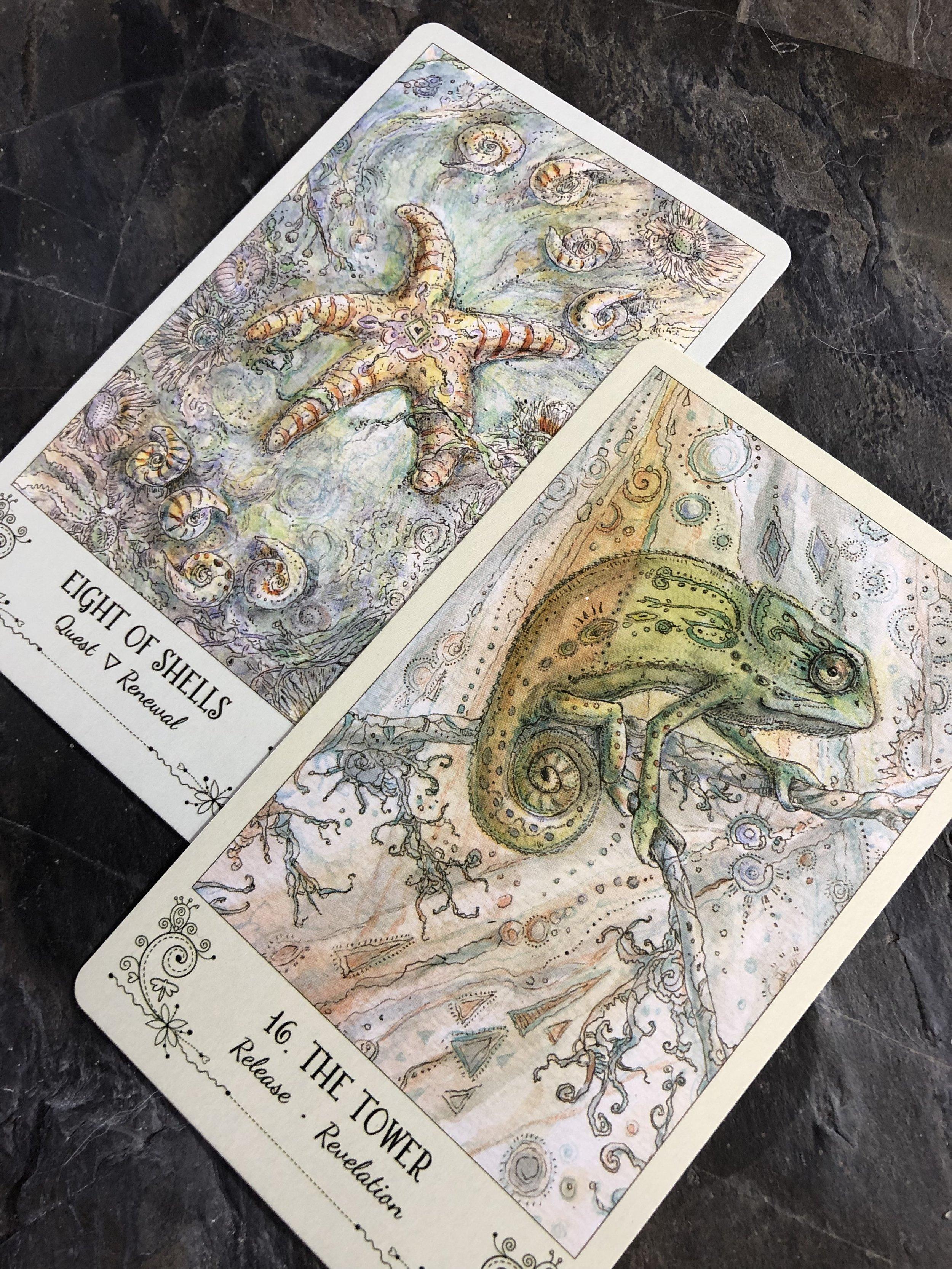The SpiritSong Tarot