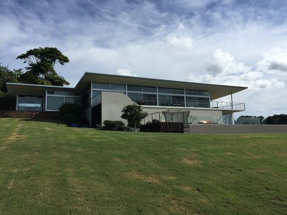 Dynalite home in Byron Bay hinterland