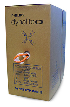Dynalite Dynet communications cable
