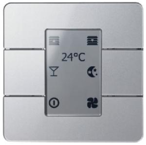 Dynalite keypad with blind control