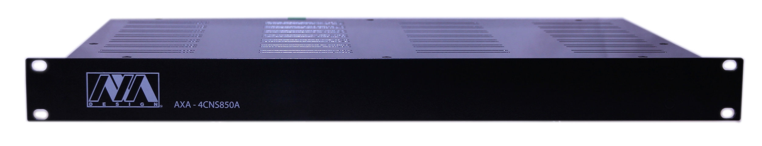 Simple elegant, rack mountable design