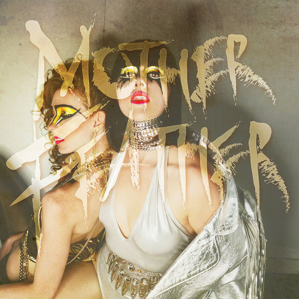Mother Feather: Mother Feather (LP)   (Metal Blade Records)  Credits: Production, Engineer, Writer, Electric Bass, Synths, Rhodes