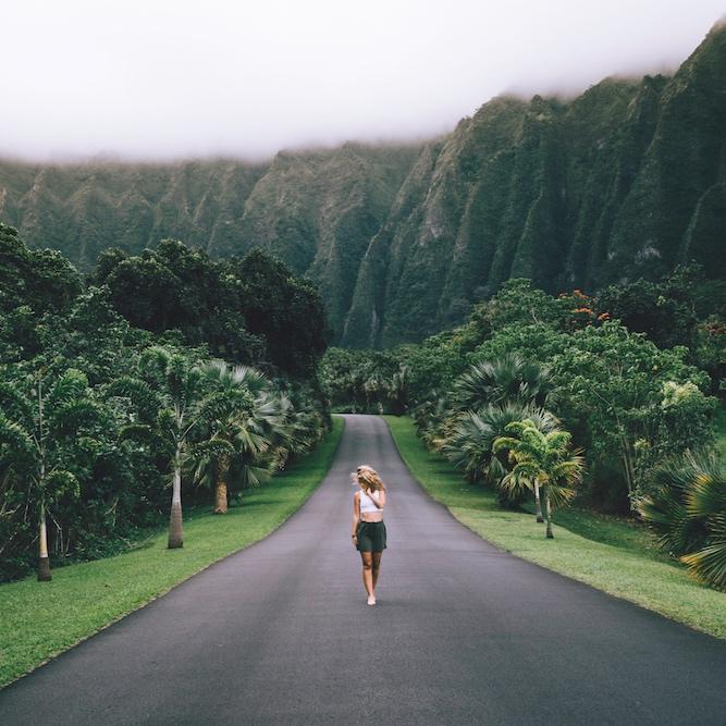 Oahu, Hawaii -