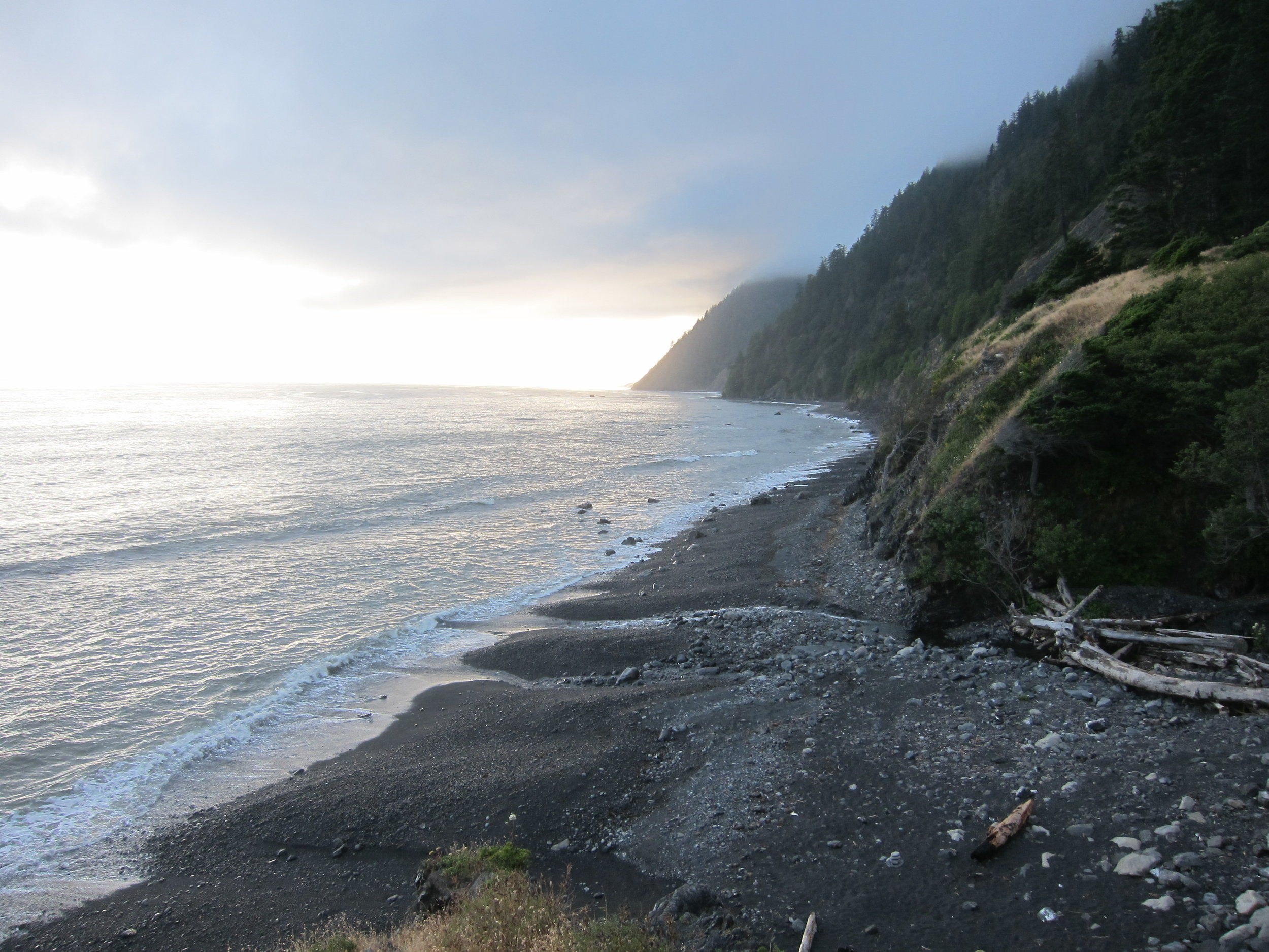 <b>LOST COAST BACKPACKING</B>