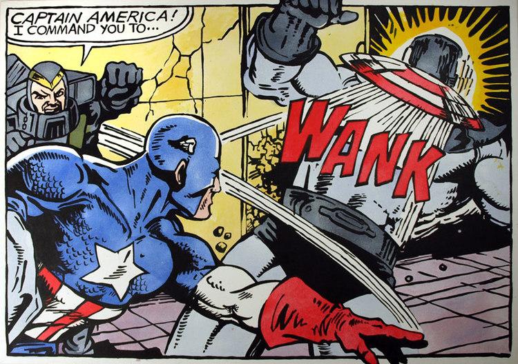 Captain America Command