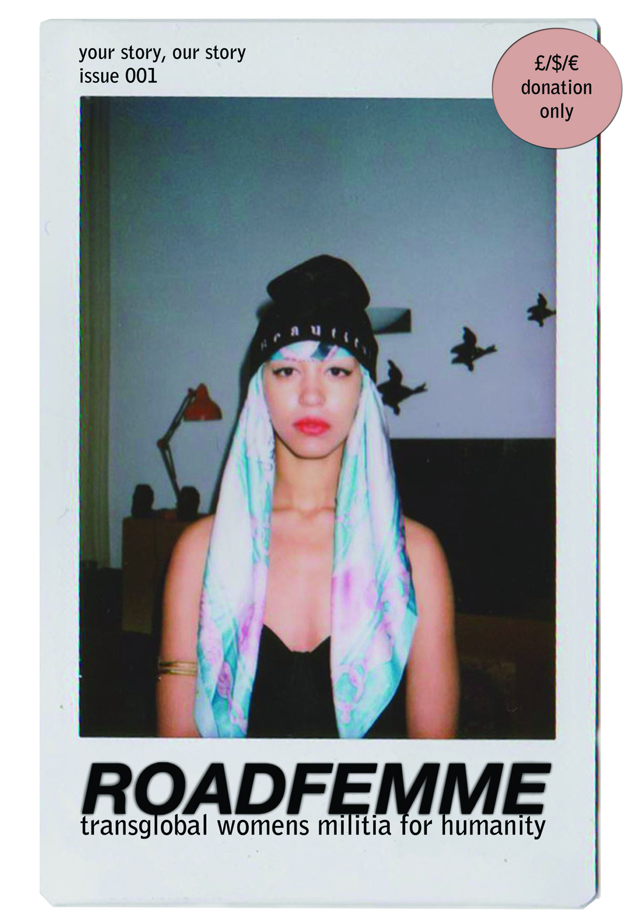 Roadfemme issue 1