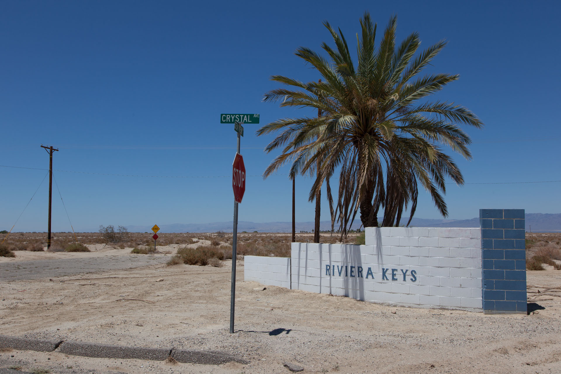 Riveria Keys, Salton City