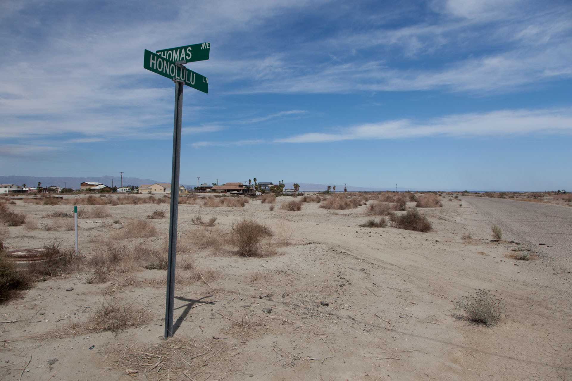 Honolulu Lane, Salton City