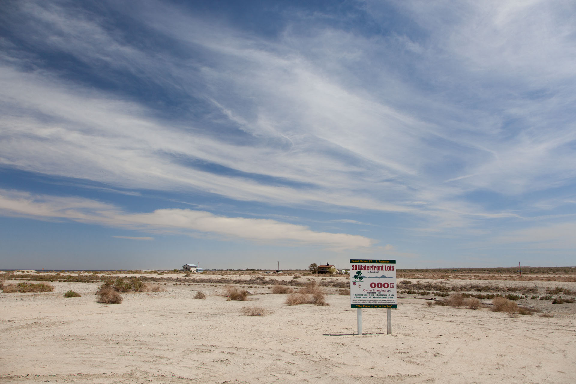 Waterfront Lots, Salton City