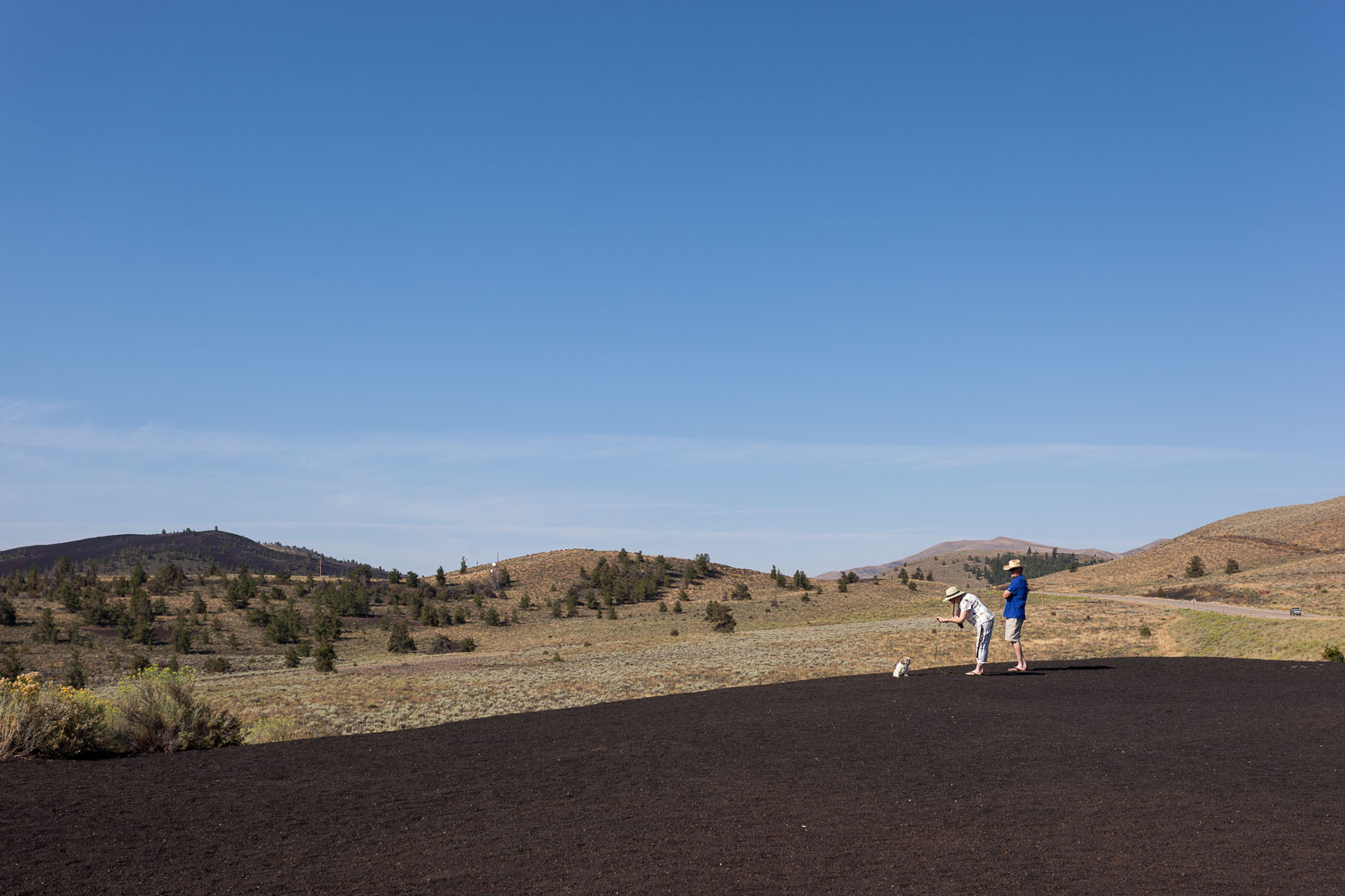 Craters of the Moon, Idaho