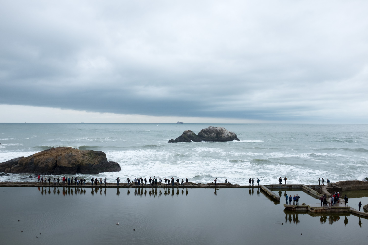 Sutro Baths, San Francisco.