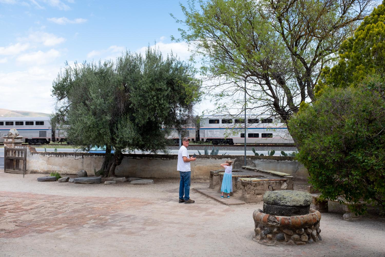 Mission San Miguel Arcángel, San Miguel, California.