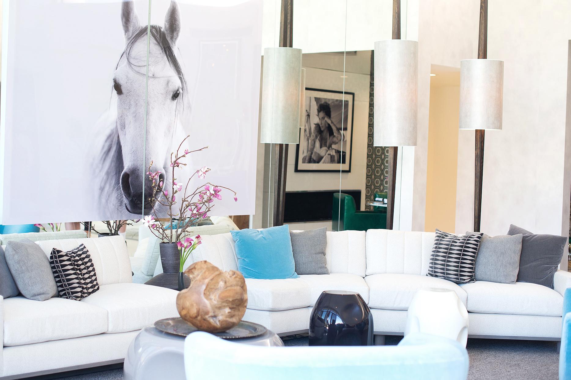 Living Room by  Michael Berman