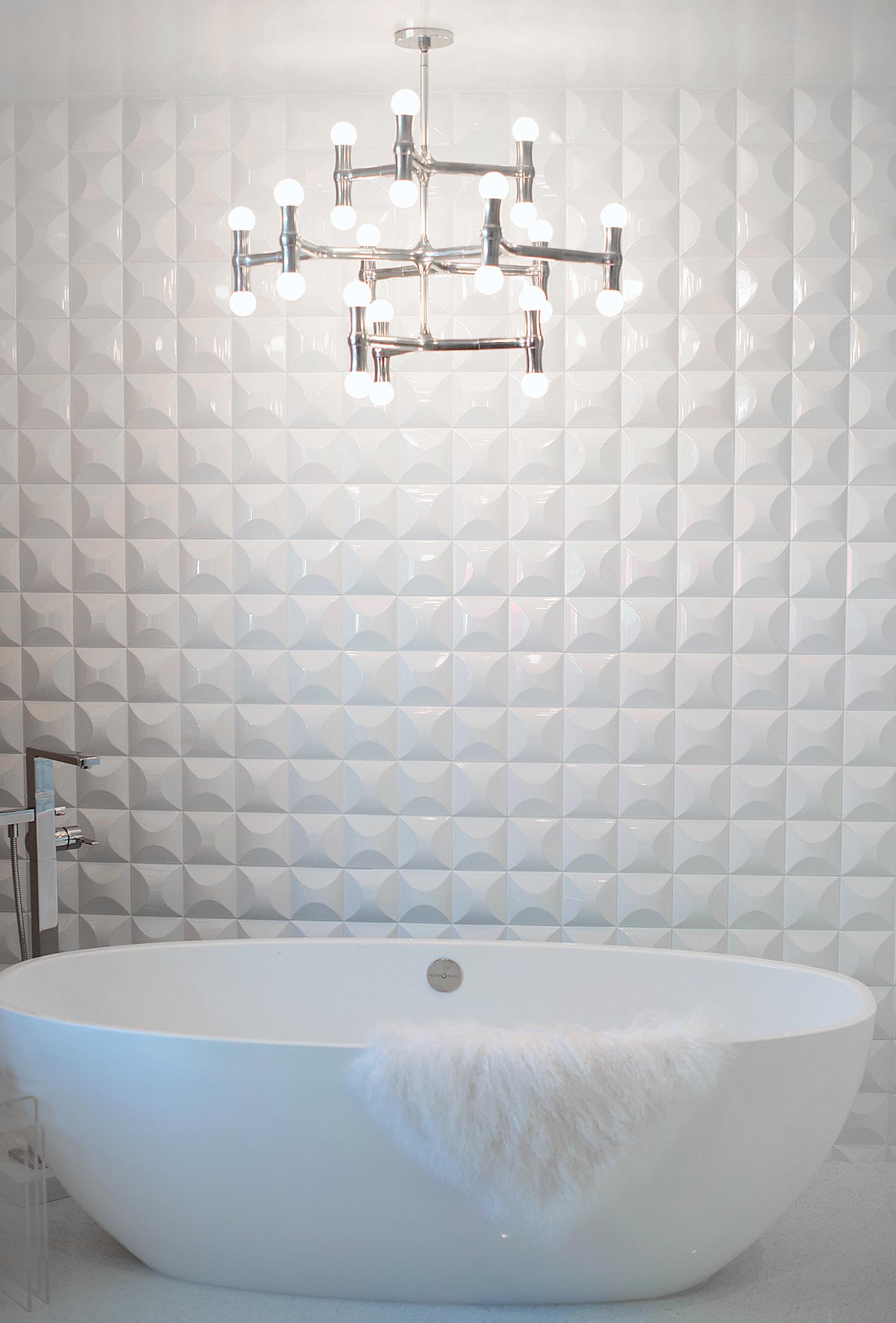 Master Bathroom by  Kelli Ellis