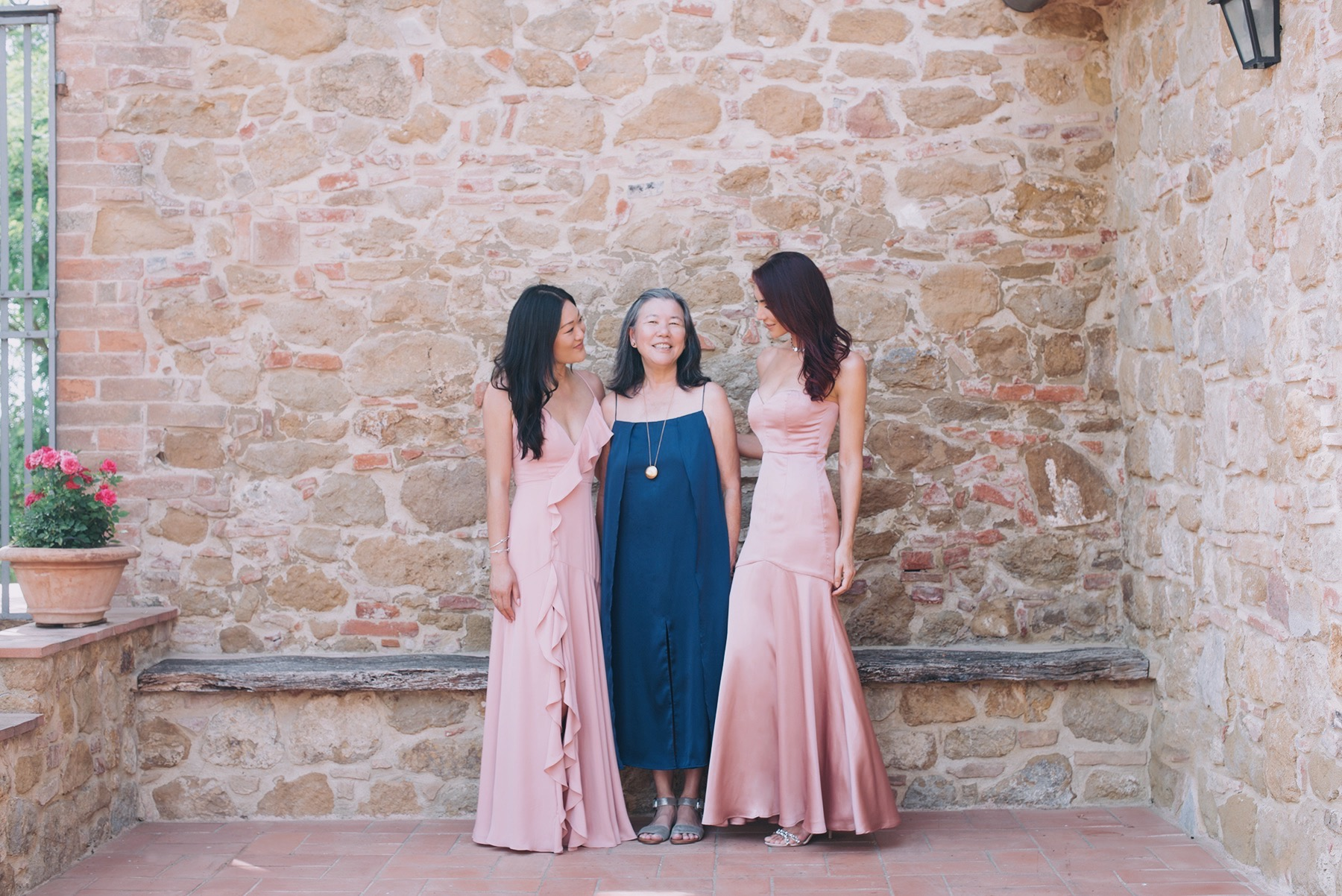 /   THE CALLAIS DRESS   /   THE MINUTIAE DRESS   /   THE NEBULA DRESS  /