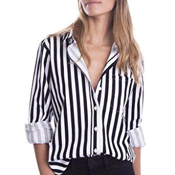 Camixa Striped Shirt