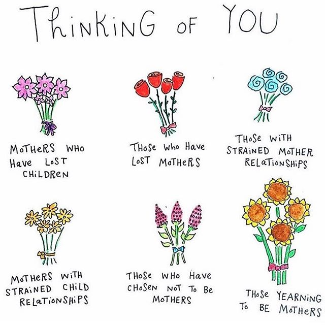 Celebrating my first #mothersday as a mom (to-be). To be honest, I never knew if I was going to be a mom and now that I am, it still feels like a dream. Mother's day can be a wonderful, special time, but it can also be challenging for some. Thinking of you all today 💐 via @bymariandrew