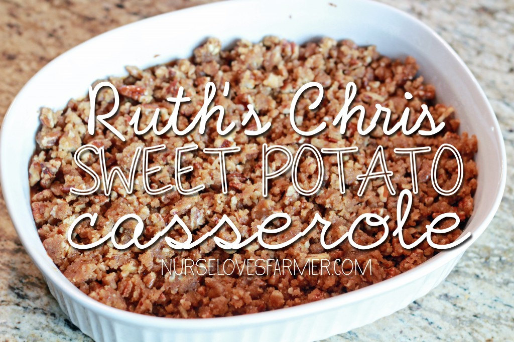 sweet potato recipe by nurselovesfarmer.com
