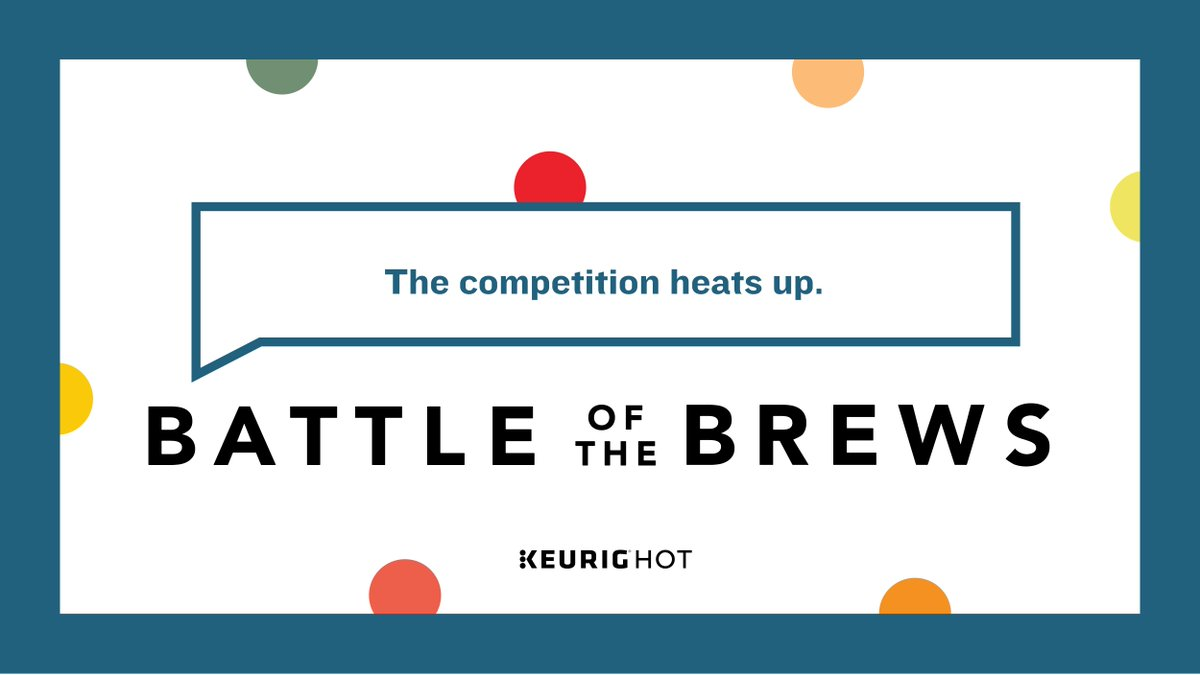 - Organic posts encouraged passionate Keurig advocates to get involved and keep voting.