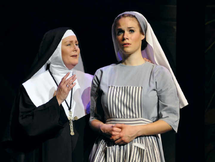 The Sound of Music , with Pamela Hicks, Photo by Linda Carter