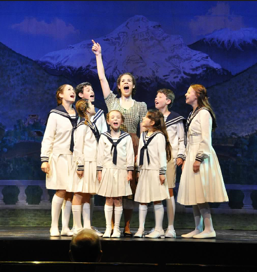 The Sound of Music, Photo by Linda Carter