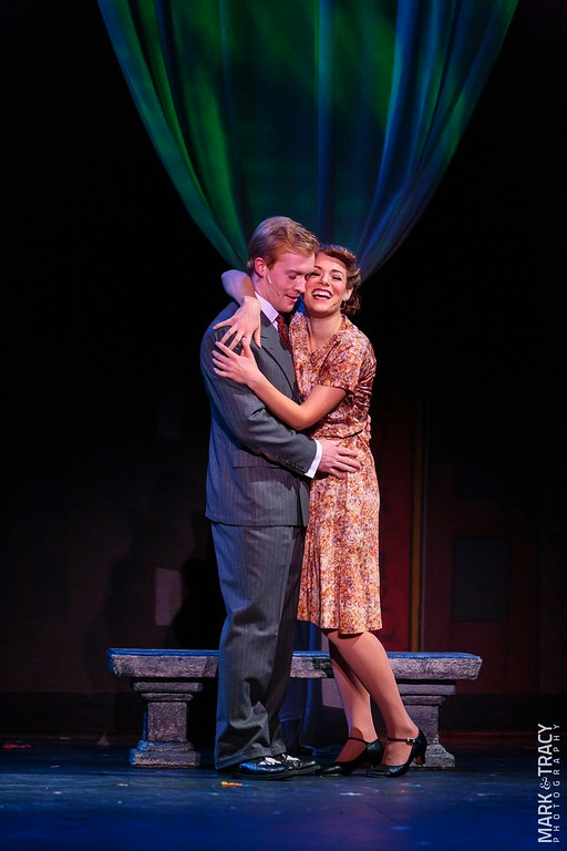 Guys and Dolls, with Jack Mosbacher
