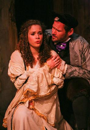 Don Giovanni, With Mark Kratz, Photo by Eric Chazankin