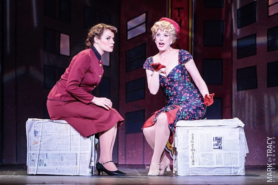 Guys and Dolls, with Mary Kalita