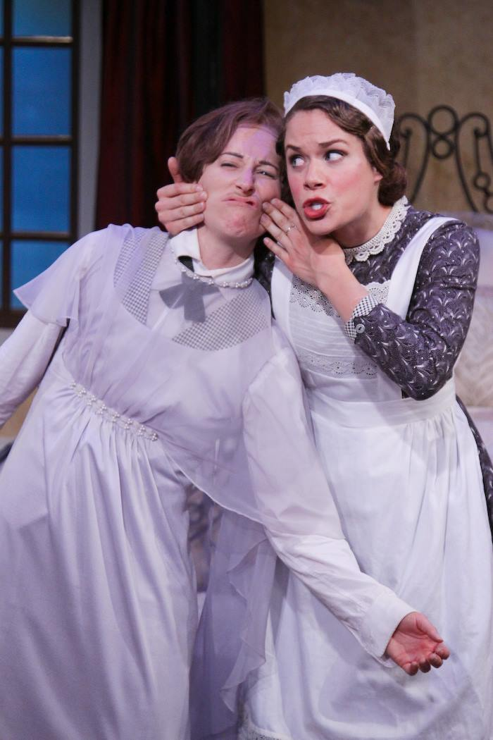 The Marriage of Figaro , with Cary Ann Rosco, photo by Eric Chazankin