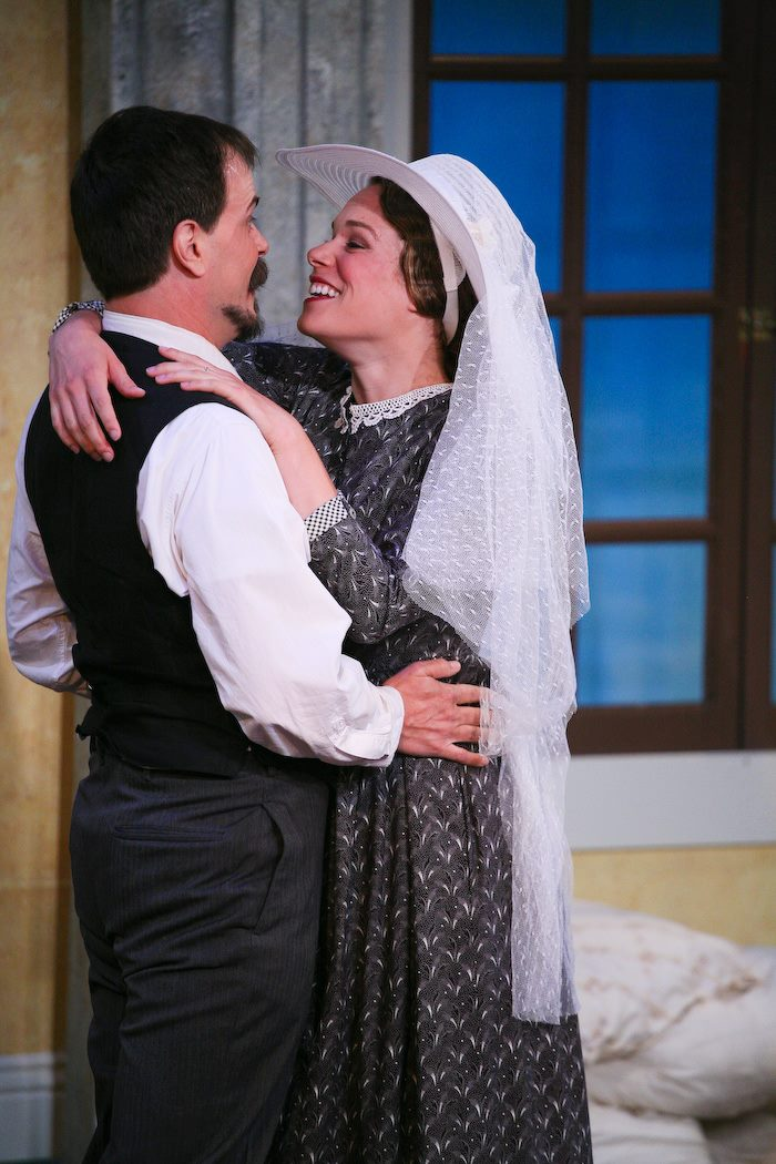 The Marriage of Figaro,  with Eugene Walden, photo by Eric Chazankin