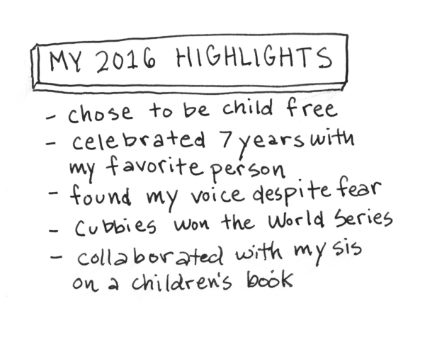 My 2016 Highlights | Lydia Makepeace