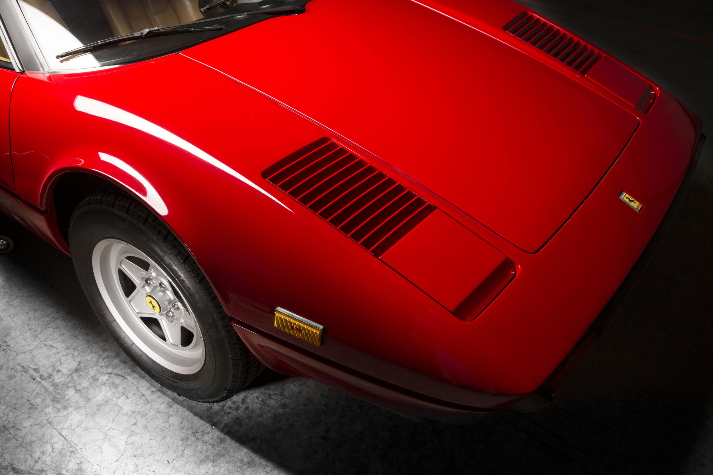 Ferrari 308 for Glabal Motorsports, Inc.