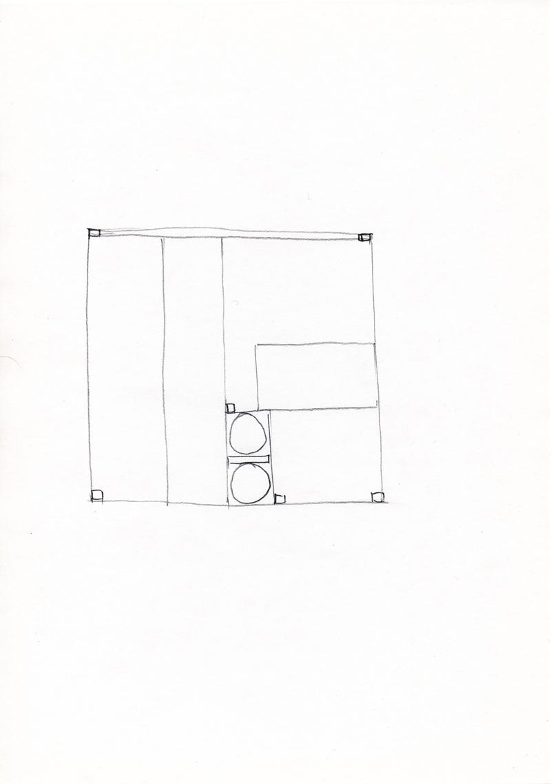 2204 , 2000-2013, pastel on paper, 21 x 29,7 cm