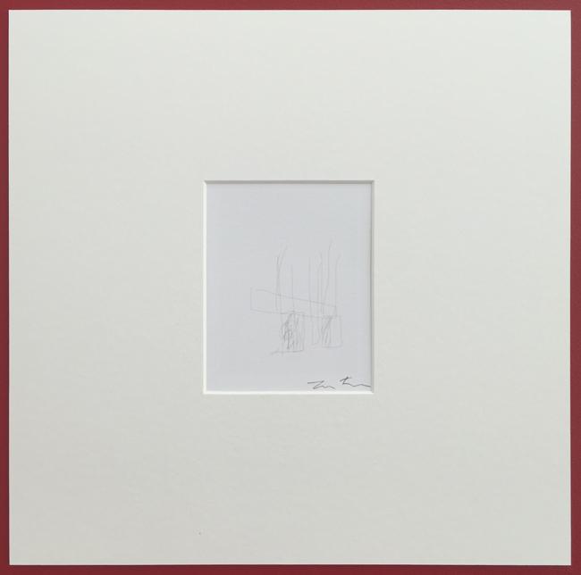 Neuhausen 6  , Ipad drawing on paper, 8.67x6.5cm (unframed), edition of 10