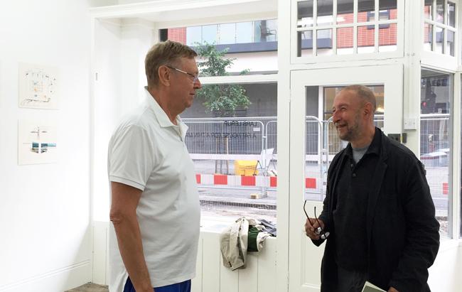 Lars Lerup and Alexander Brodsky