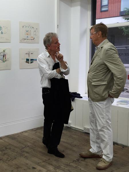 Niall Hobhouse and Lars Lerup