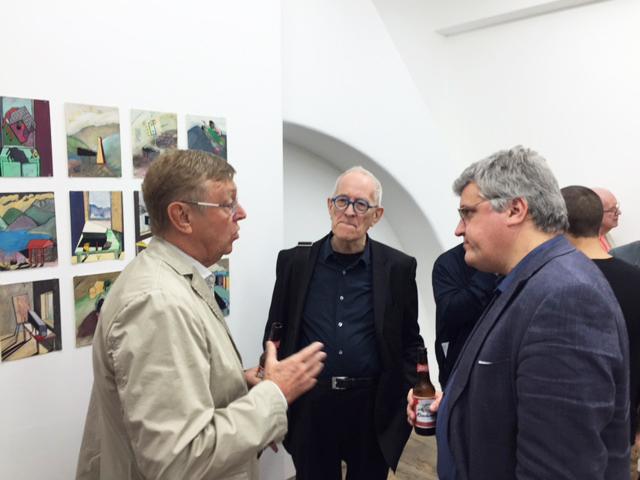 Lars Lerup, Peter Cook and Pier Vittorio Aureli